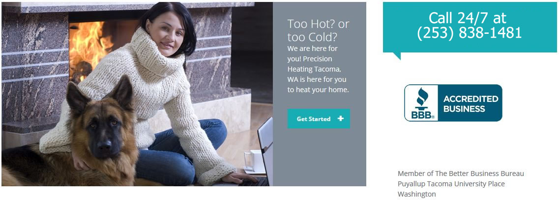 Home Heating Furnace Contractor Tacoma University Place